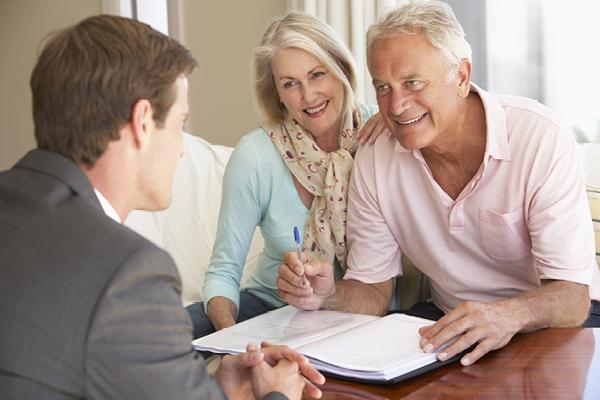 Estate Planning meeting